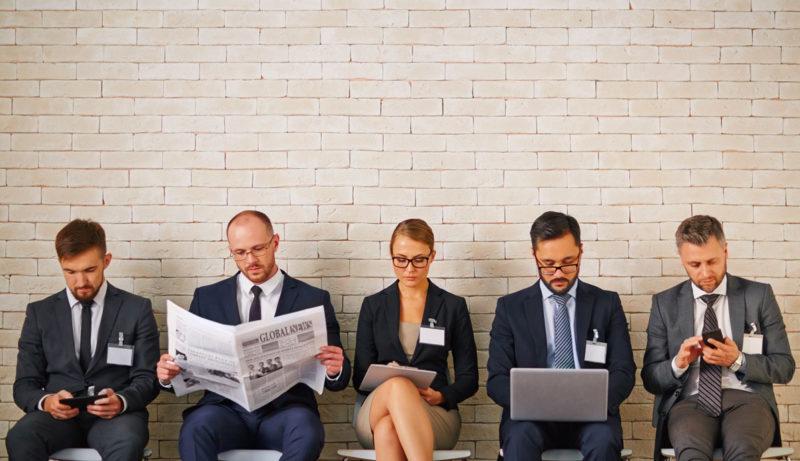 Chercher un emploi cadre